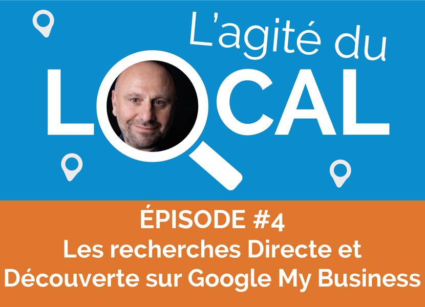recherche directe découverte google my business